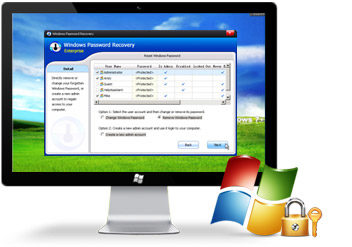windows password recovery tool ultimate free